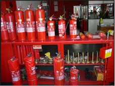 Recarga De Extintores Pqs Y Co2 Desde Bs 15500!
