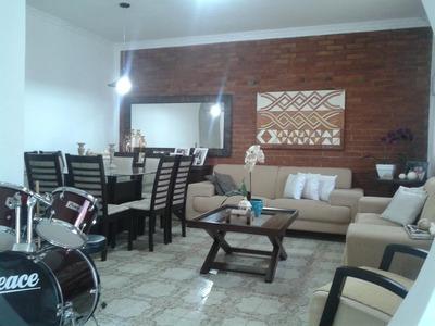 Casa Residencial Para Venda E Locação, Jardim Santa Genebra, Campinas. - Ca6286