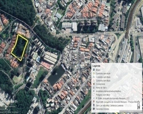 Horto Do Ype Terreno Para Incorporação - 1381-ted - 67750201