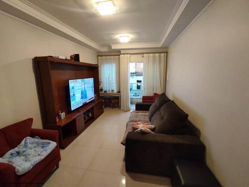 Sobrado Para Venda Em São Paulo, Parque São Lucas, 3 Dormitórios, 1 Suíte, 3 Banheiros, 2 Vagas - _1-1814299