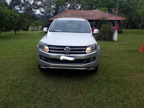 Volkswagen Amarok 4x2 Comfortline Automática