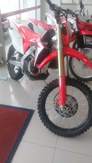Honda Crf 450x Off Road