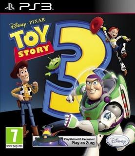 Toy Story 3: The Video Game Ps3 Original Entrega Inmediata