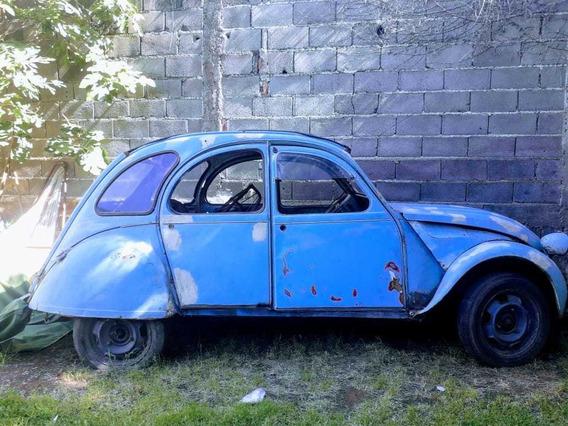 Citroën 3cv Prestige