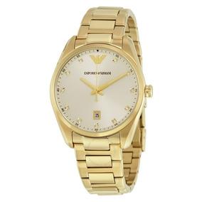Relógio Emporio Armani Ar6064 Dourado