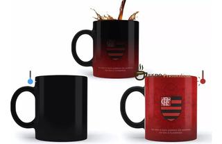 Caneca Mágica Flamengo - Todos Os Times +brinde