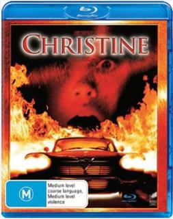 Bluray Christine O Carro Assassino Original Frete 15 Reais