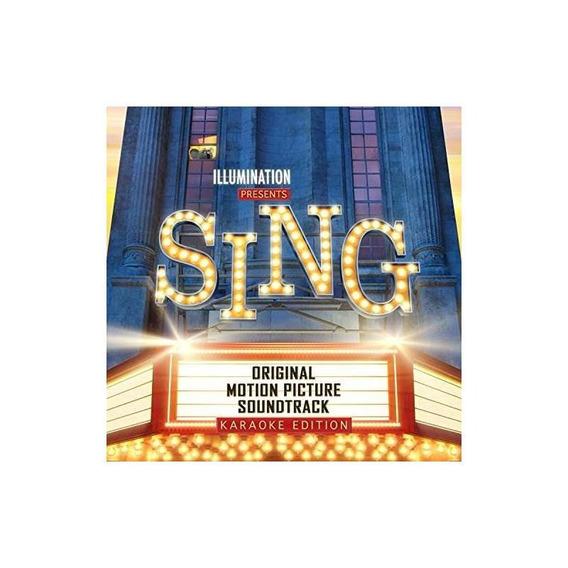 Sing/o.s.t. Karaoke Version Sing/o.s.t. Karaoke Version Cd