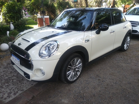 Mini Cooper S 1.6 Pepper 184 Cv 2016