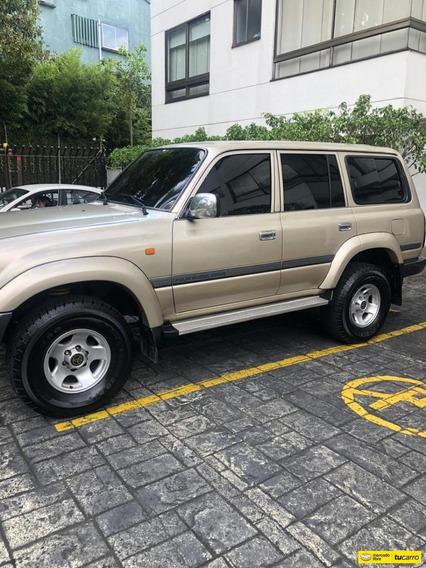 Toyota Burbuja Vx At 4500 4x4