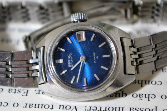 Relógio Seiko Automatic 17 Jewels 2205-0050 627378