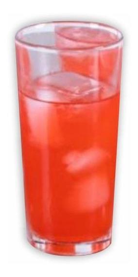 Jogo Com 8 Copos Vidro Drink Água Suco 250ml Cozinha