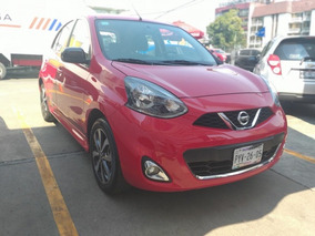 2016 Nissan March Sr