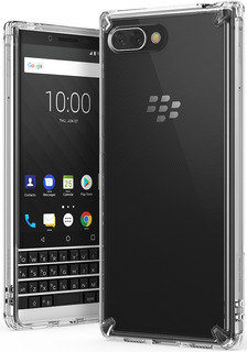 Funda Blackberry Key2 Ringke Fusion Anti Impacto