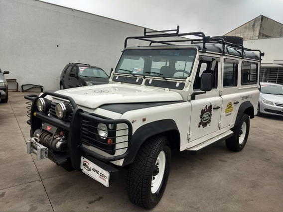 Defender 110 4x4 Turbo Diesel