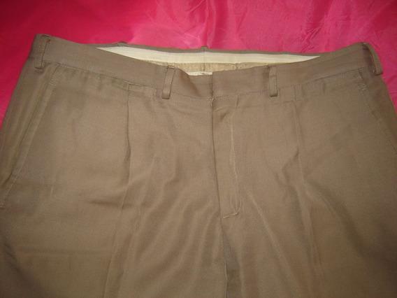 Pantalon Gabardina Hombre Talle 42