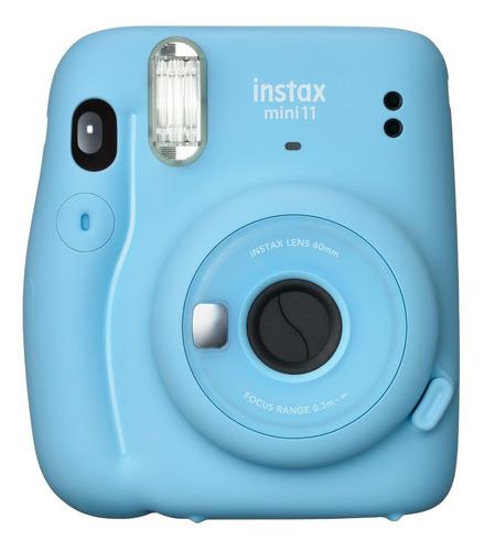 Camara Instantanea Fujifilm Instax Mini 11 Celeste Sky