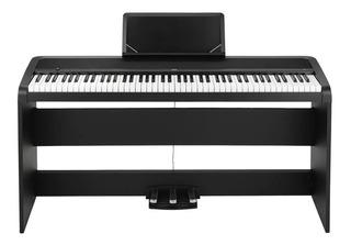 Korg B1sp Piano Eléctrico 88 Teclas Pesadas Mueble Y Pedales