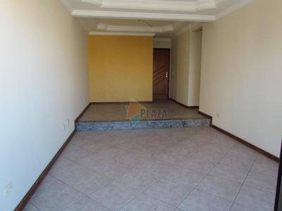 Apartamento Com 3 Dormitórios À Venda, 122 M² - Canto Do Forte - Praia Grande/sp - Ap11660