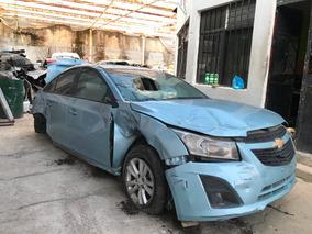 Yonke Piezas Chevrolet Cruze Aut Refacciones Partes Huesario