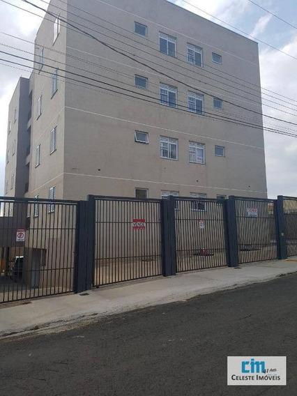 Apartamento Residencial À Venda, Jardim Residencial Vicente Laureano, Boituva. - Ap0105