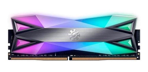 Memória Adata Xpg Spectrix D60 8gb 3000mhz Ddr4 Rgb Desktop