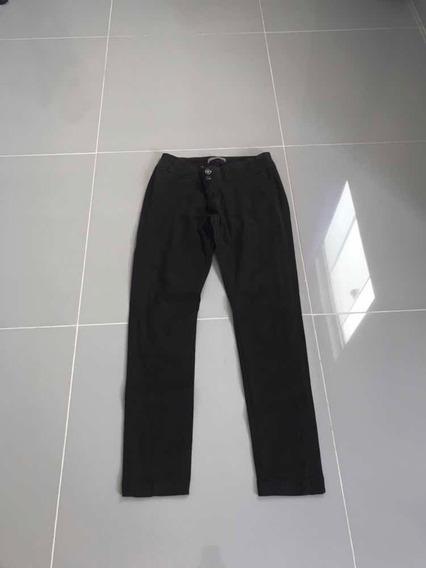 Calça Jeans Verde Militar Vizoo Tamanho 42