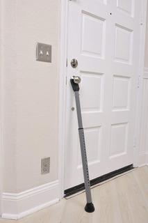 Barra De Seguridad Para Puertas, Doble Función, Brinks