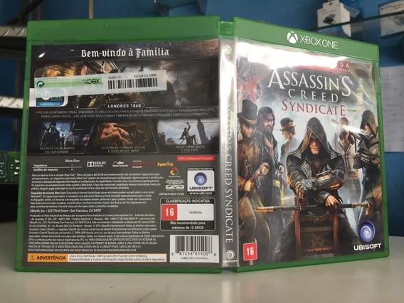 Assassins Creed Syndicate Ed Limitada- Midia Fisica Xbox One