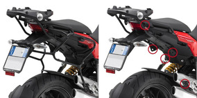Suporte Lateral Ducati Multistrada 1200 Plxr312