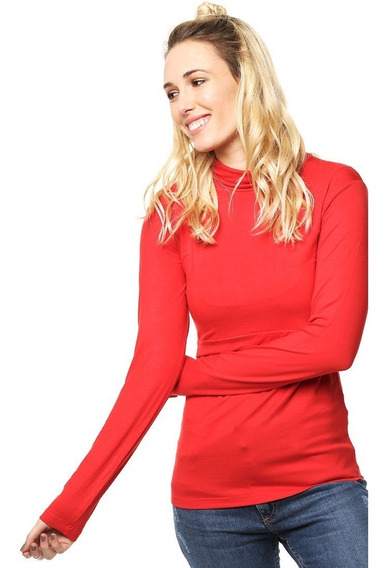 Media Polera Mujer Modal Premium Talle 2 A 6 Por Mayor