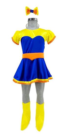 Disfraz Bely Niña Show Bely Y Beto Infantil