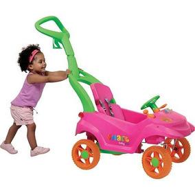 Carrinho De Passeio Bebê - Smart Pop - Bandeirante