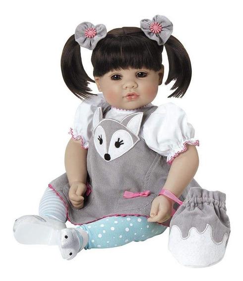 Bebe Reborn Adora Doll Silver Fox