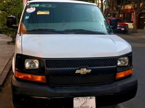 Chevrolet Express Cargo Van Modelo 2010 Motor V6
