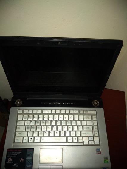 Notebook Toshiba A205-s5859 Intelcore 2duo Processador .