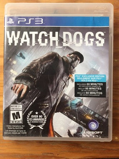 Watch Dogs Ps3 Videojuego