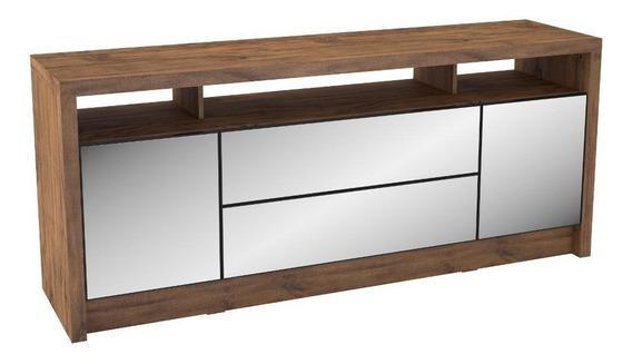Buffet Dalla Costa Tb277e Com Espelho - Nobre