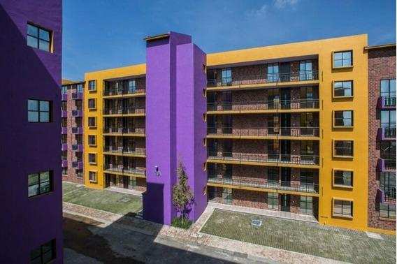 Departamento Nuevo Con Balcon Cerca De Vw, Explanada, Outlet