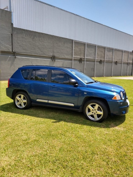 Jeep Compass 2009 4x4 Limited Mt