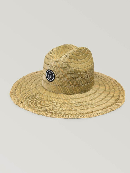 Sombrero Volcom Big Boys Quarter Straw Hat