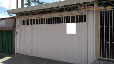 Casa - Jardim Dos Estádio - Itu Sp - Ca0791