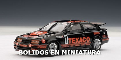 Ford Sierra Cosswort Rs 500 Group A 1987 #1 - Autoart 1/18