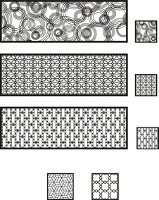 Biombos De Diseño En Melamina