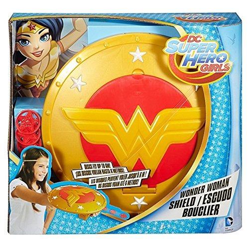 Chicas De Super Héroe De Dc Maravilla Mujer Escudo