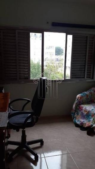 Apartamento Em Condomínio Padrão Para Locação No Bairro Jardim Bela Vista, 3 Dorm, 1 Suíte, Sala , Coz E Área De Serviço 1 Vagas, 80 M - 12026diadospais