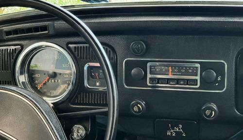 Volkswagen Fusca 1600 Doble Carburador