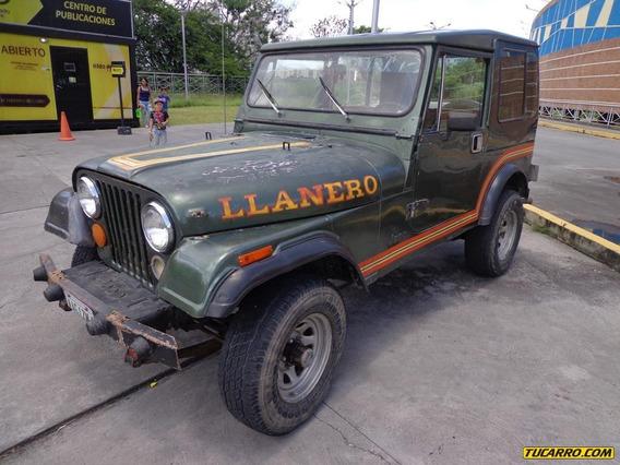 Jeep Cj Llanero Ii