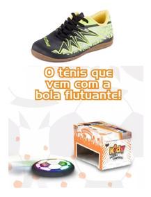 Tênis Kidy Futsal Flut + Bola Flutuante