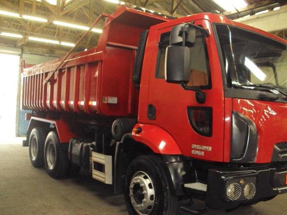 Ford Cargo 2629 Caçamba 6x4 Ano 2014